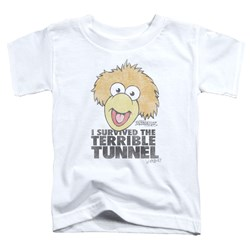 Fraggle Rock - Toddlers Terrible Tunnel T-Shirt
