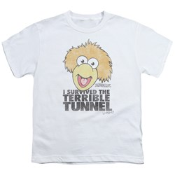 Fraggle Rock - Big Boys Terrible Tunnel T-Shirt