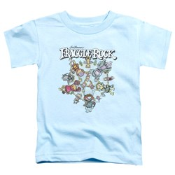 Fraggle Rock - Toddlers Spinning Gang T-Shirt