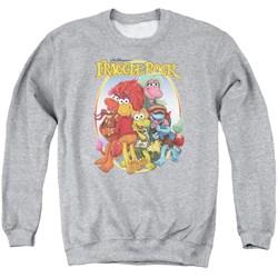 Fraggle Rock - Mens Group Hug Sweater