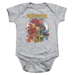 Fraggle Rock - Toddler Group Hug Onesie