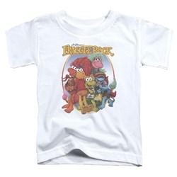 Fraggle Rock - Toddlers Group Hug T-Shirt