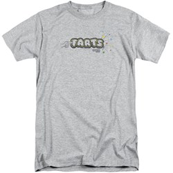 Farts Candy - Mens Finger Logo Tall T-Shirt