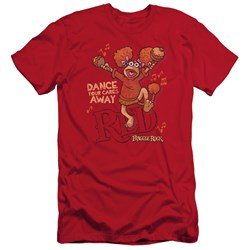 Fraggle Rock - Mens Dance Slim Fit T-Shirt