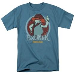 Fraggle Rock - Mens Boober Circle T-Shirt