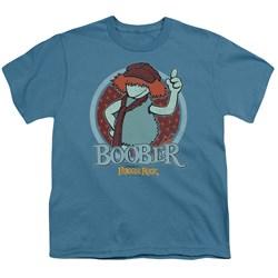 Fraggle Rock - Big Boys Boober Circle T-Shirt