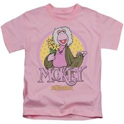 Fraggle Rock - Little Boys Mokey Circle T-Shirt