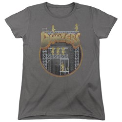 Fraggle Rock - Womens Doozers Construction T-Shirt