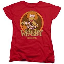 Fraggle Rock - Womens Wembley Circle T-Shirt