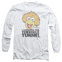 Fraggle Rock - Mens Terrible Tunnel Long Sleeve T-Shirt