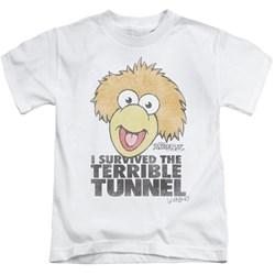Fraggle Rock - Little Boys Terrible Tunnel T-Shirt