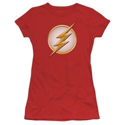 Flash - Juniors New Logo T-Shirt
