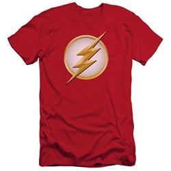 Flash - Mens New Logo Slim Fit T-Shirt