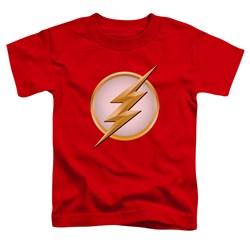 Flash - Toddlers New Logo T-Shirt