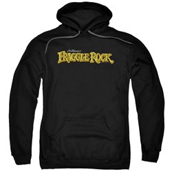 Fraggle Rock - Mens Logo Pullover Hoodie
