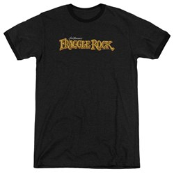 Fraggle Rock - Mens Logo Ringer T-Shirt