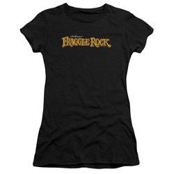 Fraggle Rock - Juniors Logo T-Shirt