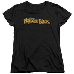 Fraggle Rock - Womens Logo T-Shirt