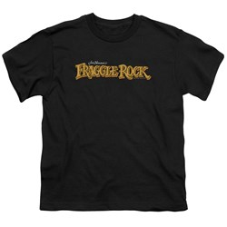 Fraggle Rock - Big Boys Logo T-Shirt
