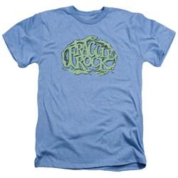 Fraggle Rock - Mens Vace Logo Heather T-Shirt