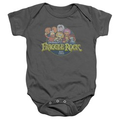 Fraggle Rock - Toddler Circle Logo Onesie