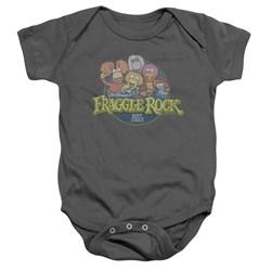 Fraggle Rock - Toddler Circle Logo Onesie