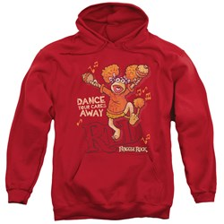 Fraggle Rock - Mens Dance Pullover Hoodie