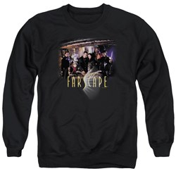 Farscape - Mens Cast Sweater