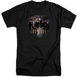 Farscape - Mens Cast Tall T-Shirt