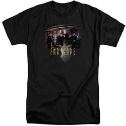 Farscape - Mens Cast Tall T-Shirt