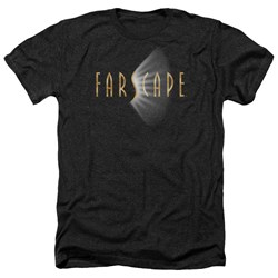 Farscape - Mens Logo Heather T-Shirt