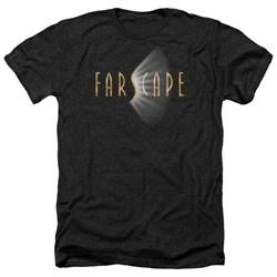 Farscape - Mens Logo Heather T-Shirt