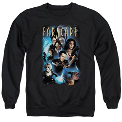 Farscape - Mens Comic Cover Sweater