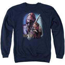 Farscape - Mens D'Argo Sweater