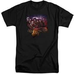 Farscape - Mens Graphic Collage Tall T-Shirt