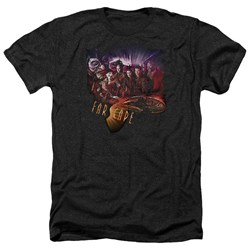 Farscape - Mens Graphic Collage Heather T-Shirt