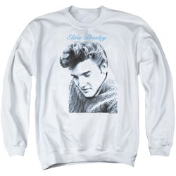 Elvis - Mens Script Sweater Sweater