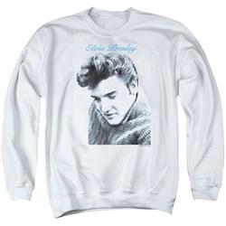 Elvis - Mens Script Sweater Sweater