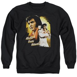 Elvis - Mens Aloha Sweater