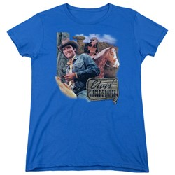 Elvis - Womens Ranch T-Shirt
