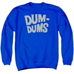 Dum Dums - Mens Distressed Logo Sweater