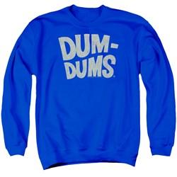 Dum Dums - Mens Distressed Logo Sweater