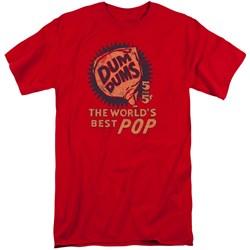 Dum Dums - Mens 5 For 5 Tall T-Shirt