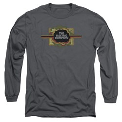 Electric Company - Mens Logo Long Sleeve T-Shirt