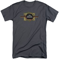 Electric Company - Mens Logo Tall T-Shirt