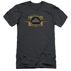 Electric Company - Mens Logo Slim Fit T-Shirt