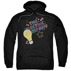Electric Company - Mens Electric Light Pullover Hoodie
