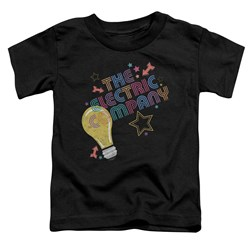 Electric Company - Toddlers Electric Light T-Shirt