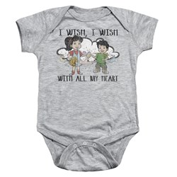 Dragon Tales - Toddler I Wish With All My Heart Onesie