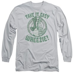 Dragon Tales - Mens Take It Easy Long Sleeve T-Shirt
